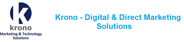 Krono – Digital & Direct Marketing Solutions