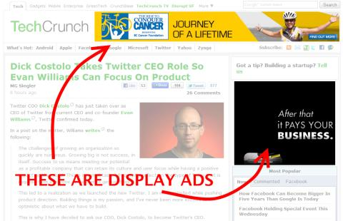Display Advertising solution